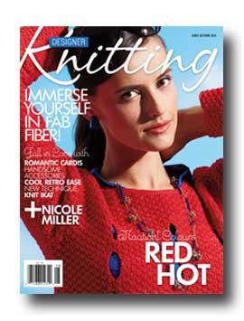 Designer Knitting Early Autumn 2014